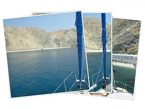 Sailing Greek islands - Greece charter sailing holidays - Agios Gheorgios (St. George)