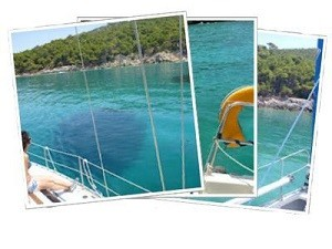 Sailing Greek islands - Greece charter sailing holidays - Agistri island Saronic
