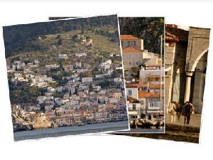 Sailing Greek islands - Greece charter sailing holidays - Hydra island Saronic