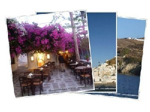 Sailing Greek islands - Greece charter sailing holidays - Ios island Cyclades