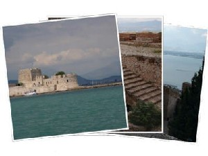 Sailing Greek islands - Greece charter sailing holidays - Nafplio town Peloponnese