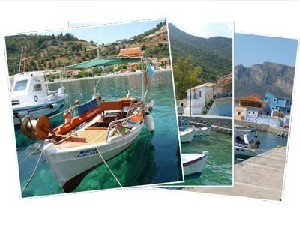 Sailing Greek islands - Greece charter sailing holidays - Plaka Leonidio Sambatiki Peloponnese