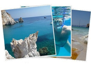 Sailing Greek islands - Greece charter sailing holidays - Polyagos island Cyclades