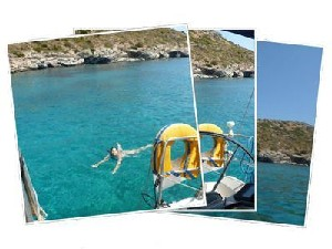 Sailing Greek islands - Greece charter sailing holidays - Skili islets