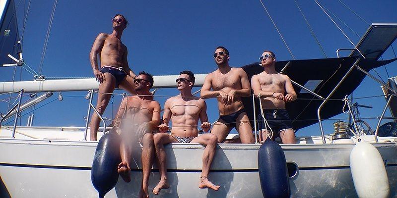 Gay greece vacation