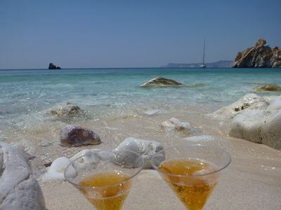 Sailing Greek islands - honeymoon sailing vacations Greece charter sailing holidays