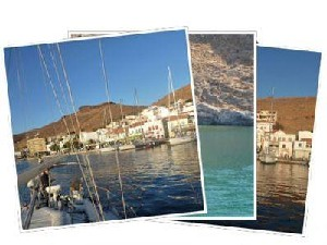 Sailing Greek islands - Greece charter sailing holidays - Kea island Cyclades