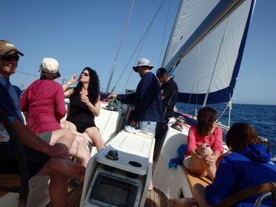 Sailing Greek islands -sailing to islands