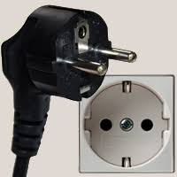 power plug socket type