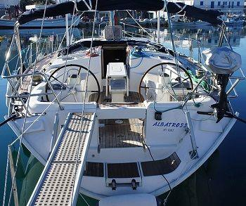 Athens Alimos Marina - Skippered Yacht Charter Greece