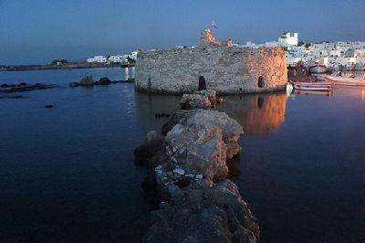 Voile dans les îles grecques
