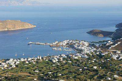 Greece charter sailing holidays