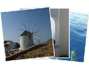 Sailing Greek islands - Greece charter sailing holidays - Serifos island Cyclades