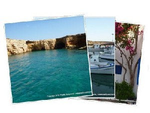 Sailing Greek islands - Greece charter sailing holidays - Koufonissia, Irakleia Small Cyclades