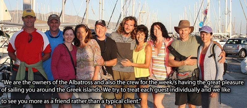 your crew family owned boat